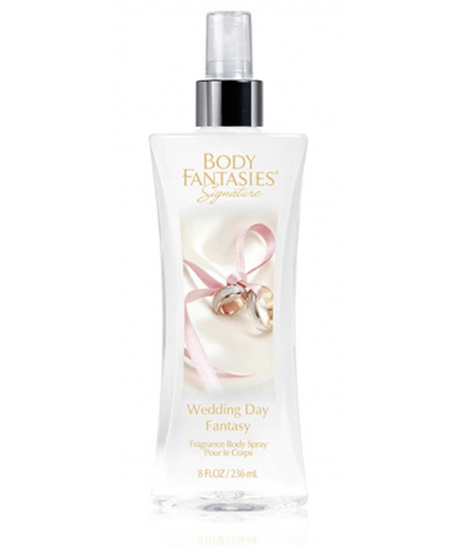 Body Splash Body Fantasies Body Fantasies Wedding Day Fantasy Fragrance Body Spray 236ml 4344
