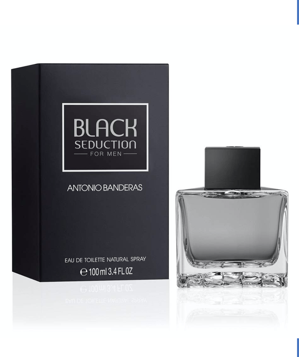 Fragancias Antonio Banderas Antonio Banderas Black Seduction For Men EDT 100ml Spray 65034123