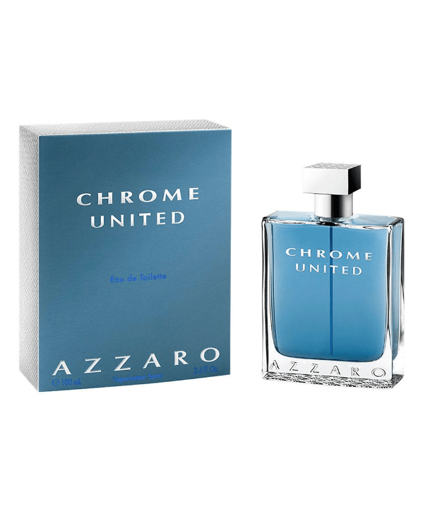 Fragancias Azzaro Azzaro Chrome United For Men EDT 100ml Spray 57712