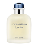 Dolce & Gabbana Light Blue For Men EDT 125ml Spray