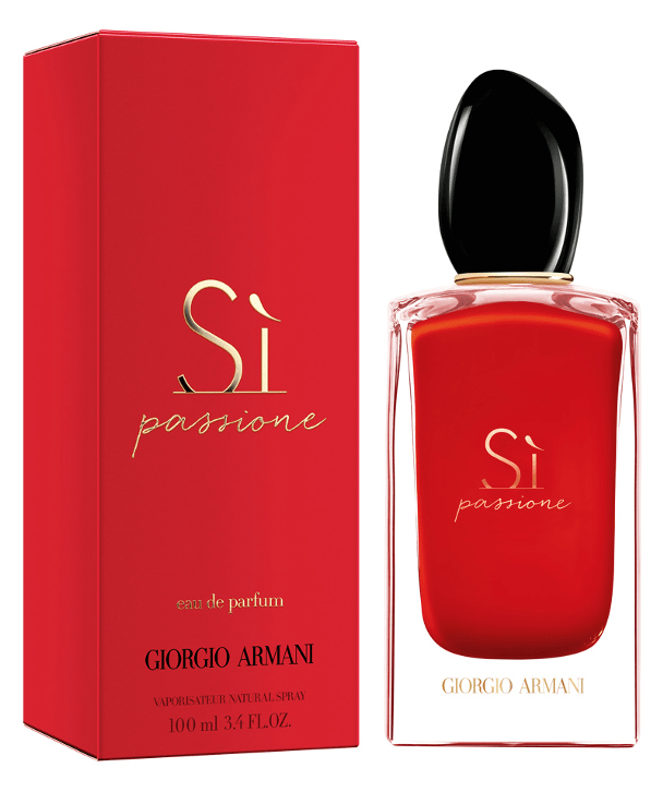 Fragancias Giorgio Armani Giorgio Armani Sì Passione For Women EDP 100ml Spray