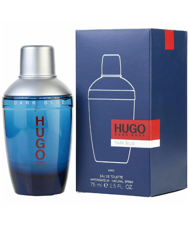 Fragancias Hugo Boss Hugo Boss Dark Blue For Men EDT 75ml Spray 81075713