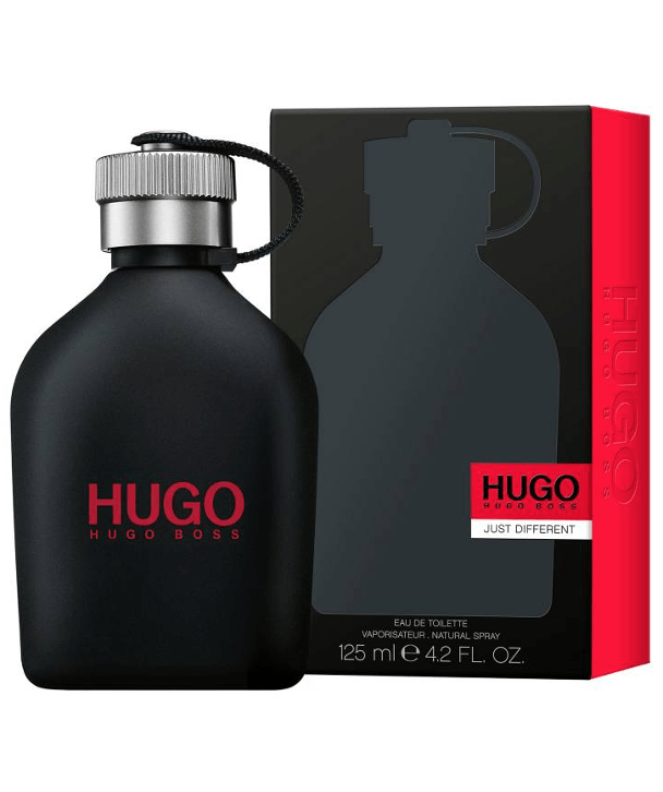 Fragancias Hugo Boss Hugo Boss Just Different For Men EDT 125ml Spray 82438758