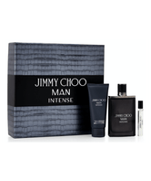 Estuche Jimmy Choo Man Intense (EDT 100ml, Travel Spray 7.4ml, After Shave Balm 100ml)