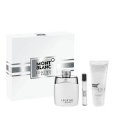 Estuche Mont Blanc Legend Spirit (EDT 100ml, Travel Spray 7.4ml, After Shave Balm 100ml)