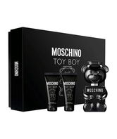 Estuche Moschino Toy Boy (EDP 100ml, After Shave 100ml, Shower Gel 100ml)