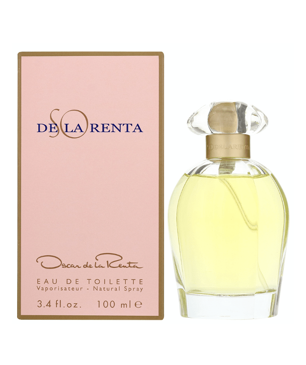 Fragancias Oscar De La Renta Oscar De La Renta So De La Renta For Women EDT 100ml Spray S4554