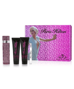 Fragancias Paris Hilton Estuche Paris Hilton (EDP 100ml, Travel Spray 7.4ml, Body Lotion 90ml, Gel 90ml)