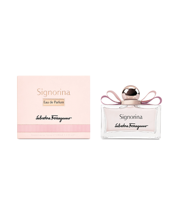Fragancias Salvatore Ferragamo Ferragamo Signorina For Women EDP 100ml Spray SIG41252