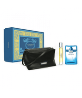 Estuche Versace Eau De Fraiche (EDT 100ml, Travel Spray 8ml, Pouch)