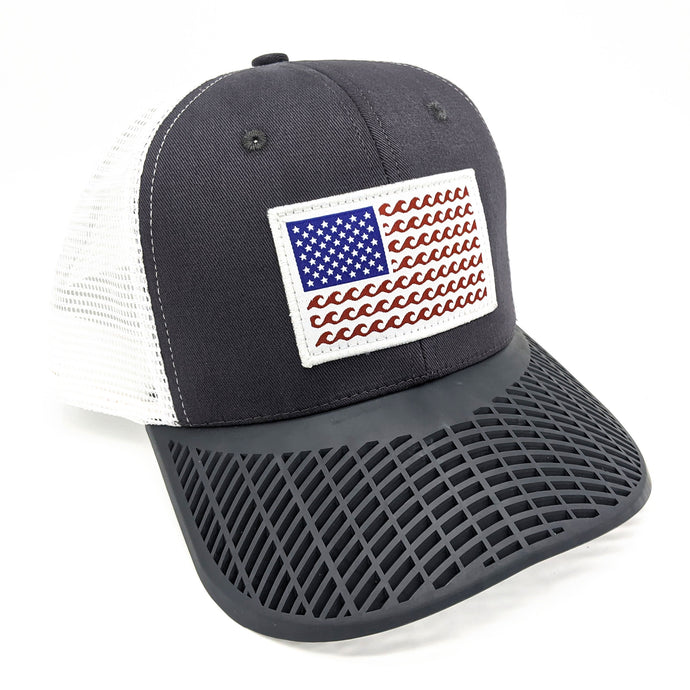 New Made in USA Boat Brim Hat