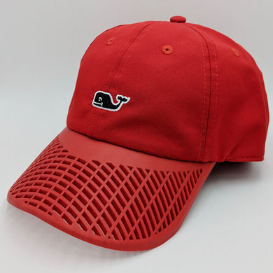 LIMITED EDITION: Red Vineyard Vines Boat Brim Hat
