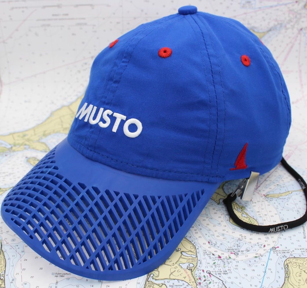 LIMITED EDITION: Musto Performance Boat Brim Hat #1