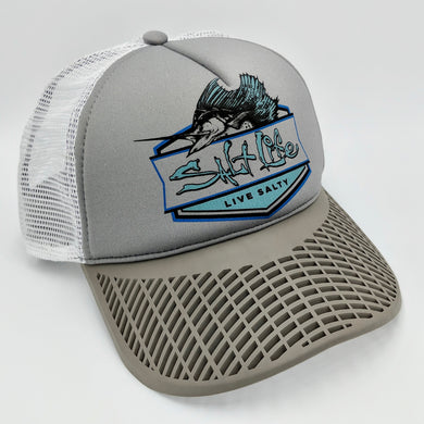 LIMITED EDITION: Salt Life Marlin Fishing Trucker Hat