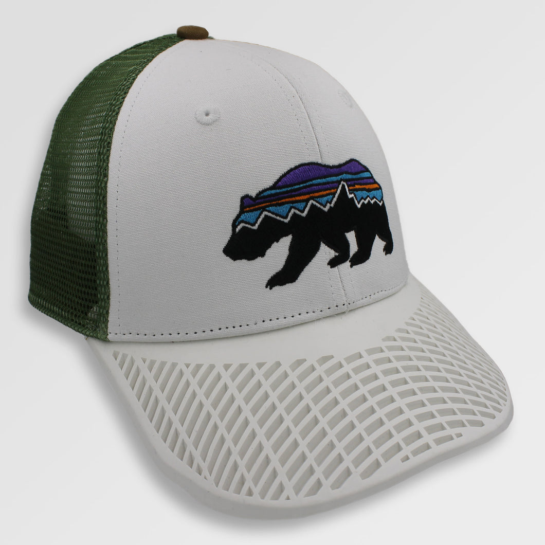 LIMITED EDITION: Patagonia Fitz Roy Bear Trucker Hat