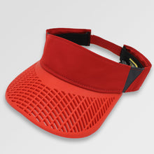 Elite Performance Visor - Red / Black
