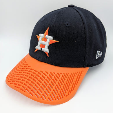 LIMITED EDITION: Houston Astros Black and Orange Hat