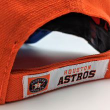 LIMITED EDITION: Houston Astros Orange and Blue Hat