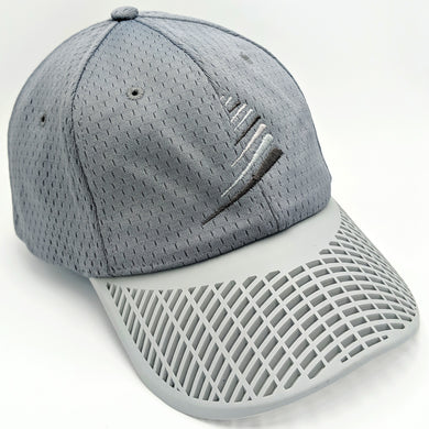 Performance Sail Swoosh Hat - Grey