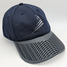 Performance Sail Swoosh Hat - Navy with Charcoal Brim