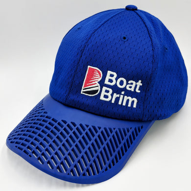 Performance Boat Brim Hat - Blue