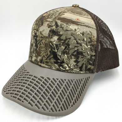 Camo Brown Trucker Hat