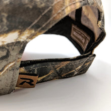 Camo Hat - Brown Brim