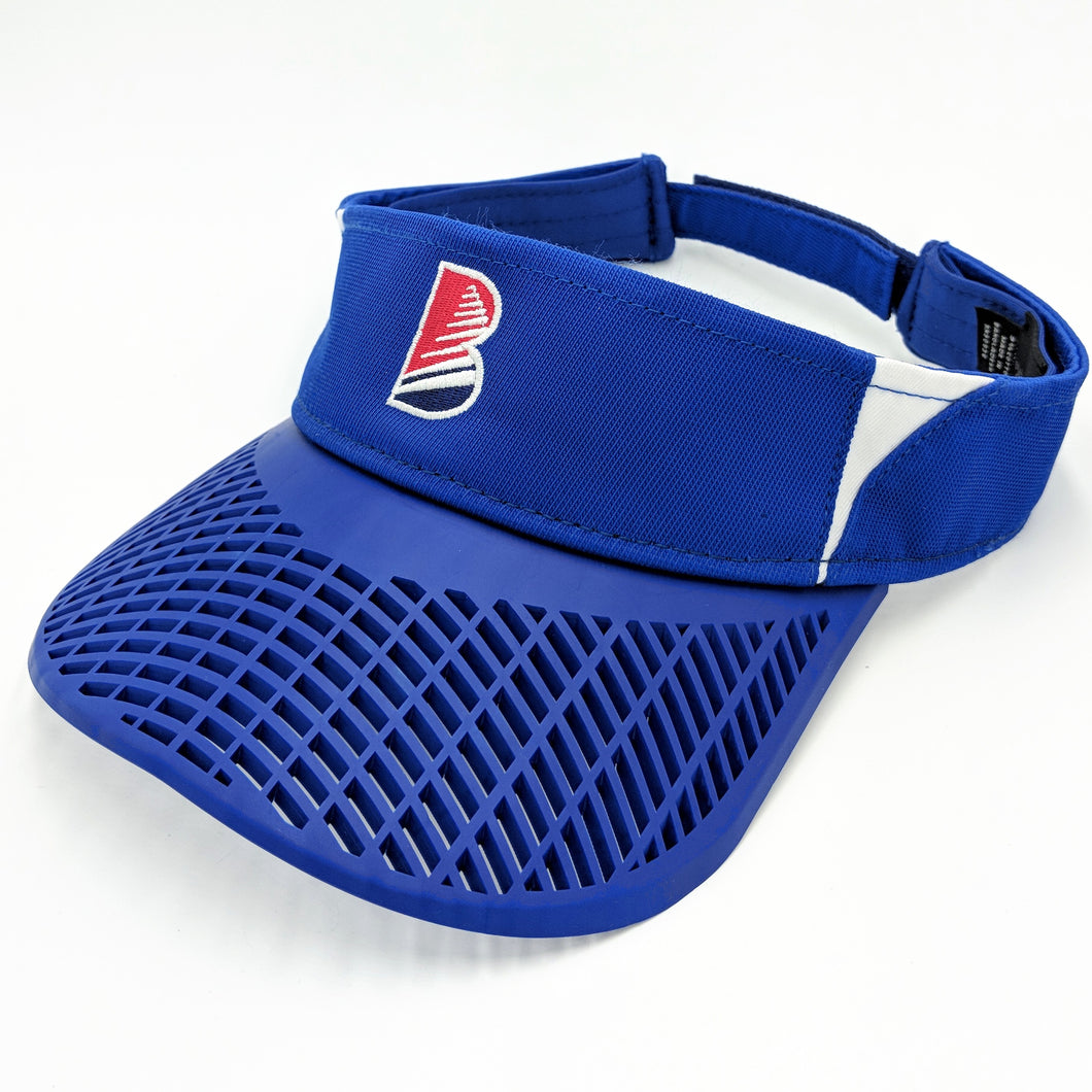 Elite Performance Visor - Blue