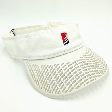 Casual Visor - White