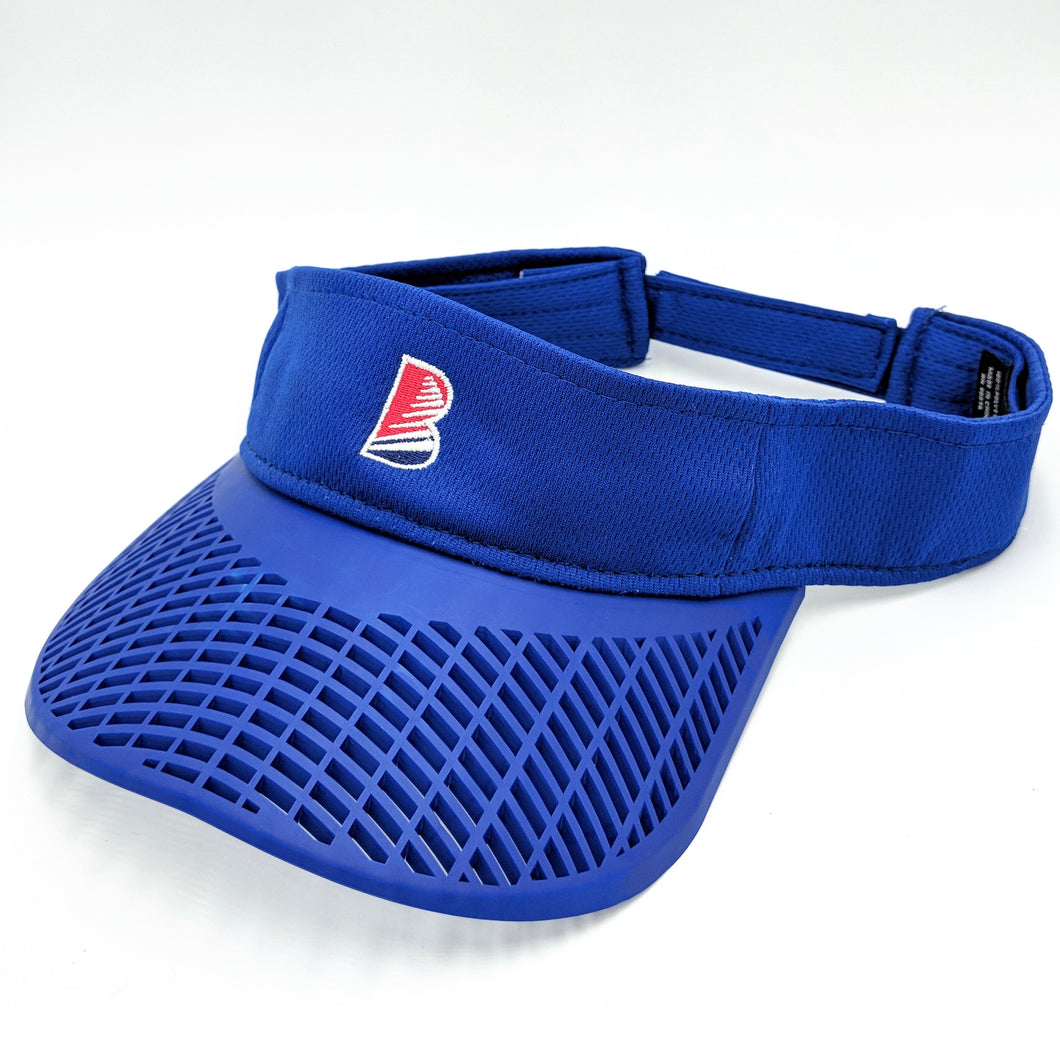 Standard Performance Visor - Blue
