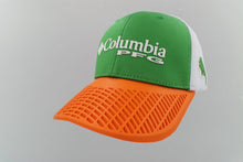 LIMITED EDITION: Miami Green and Orange Columbia PFG Fishing Hat