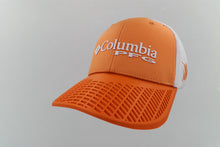 LIMITED EDITION: Orange Columbia PFG Fishing Hat w/ Orange Brim