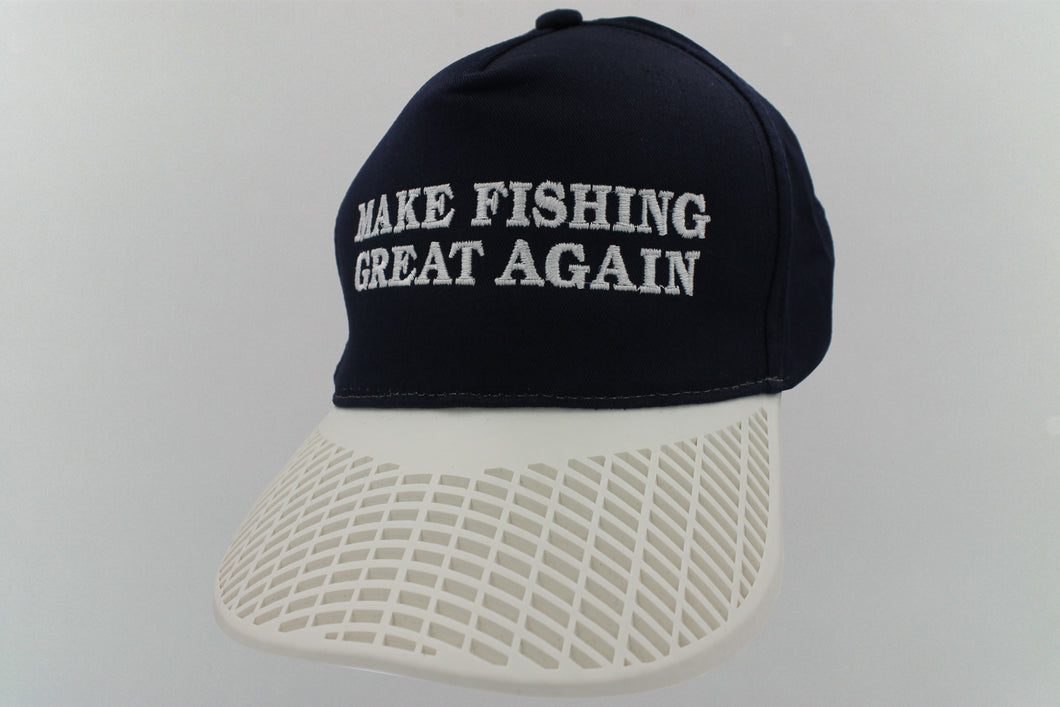LIMITED EDITION: Make Fishing Great Again - Navy