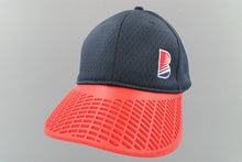 Performance Hat - Navy w/ Red Brim