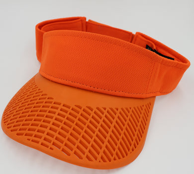 Standard Performance Visor - Orange