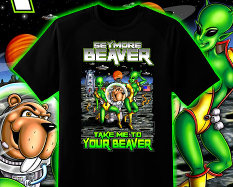 Take Me To Your Beaver