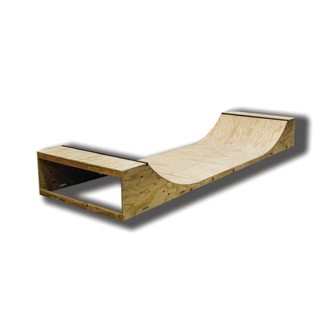 2 Foot Halfpipe