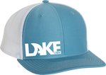 Wave-A Snapback - Light Blue