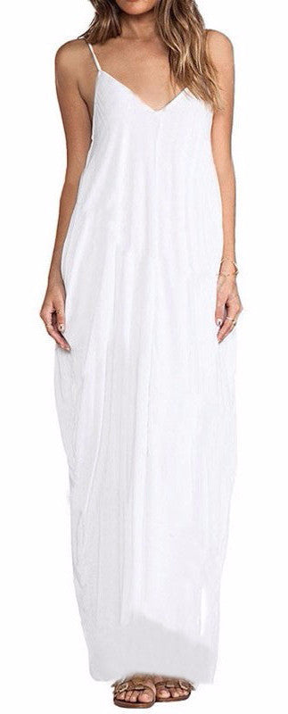 Casually Comfy Maxi Dress