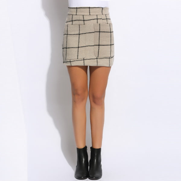 City Gal Mini Skirt