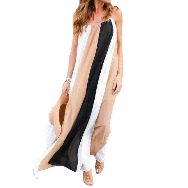 Chiffon BeChicy Maxi Dress