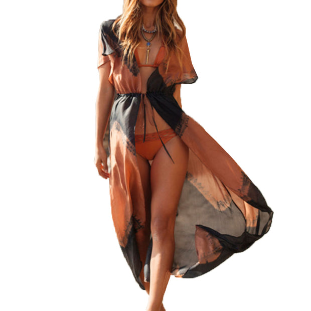 Autumn Take Me Away Swimsuit Cover Up