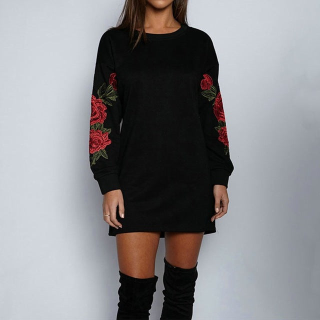 Love Me Forever Sweater Dress