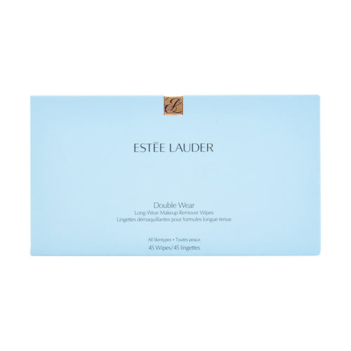 Make Up Remover Wipes Double Wear Estee Lauder