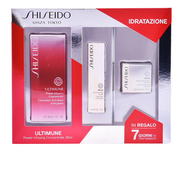 Shiseido - ULTIMUNE SET 3 Pcs. - Beautyscarlett Beauty Warehouse