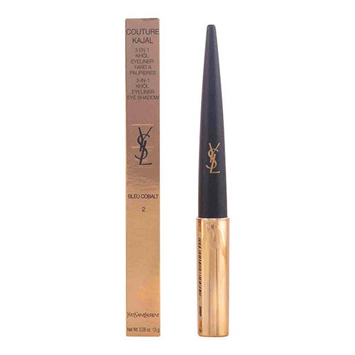 Yves Saint Laurent - COUTURE KAJAL 3in1 02-bleu cobalt 1,5 gr - Beautyscarlett Beauty Warehouse