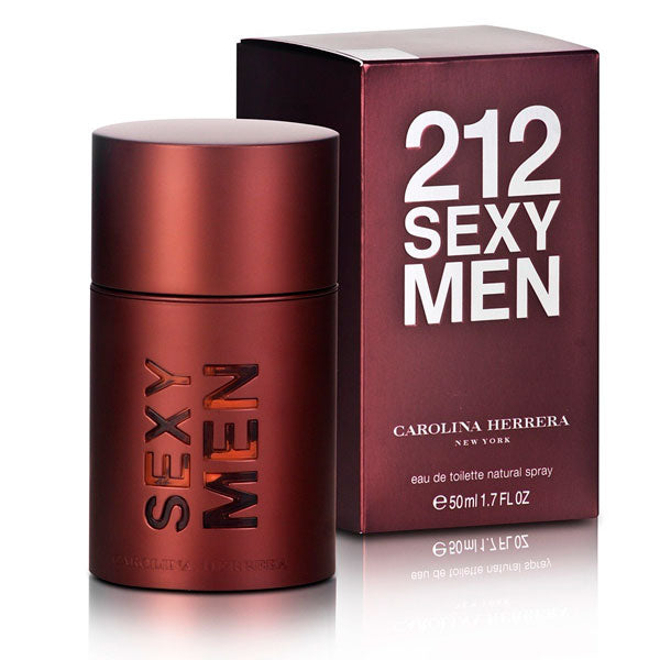 Carolina Herrera - 212 SEXY MEN edt vapo 50 ml - Beautyscarlett Beauty Warehouse