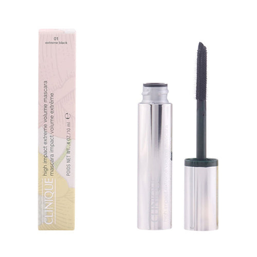 Clinique - HIGH IMPACT EXTREME VOLUME mascara 01-extreme black 10 ml - Beautyscarlett Beauty Warehouse
