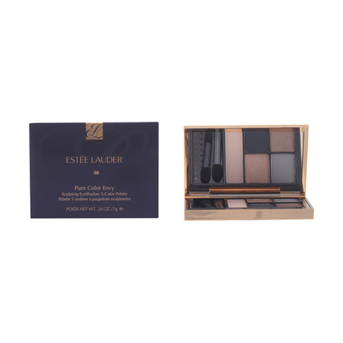 Estee Lauder - PURE COLOR eyeshadow palette 408-batick 7 gr - Beautyscarlett Beauty Warehouse