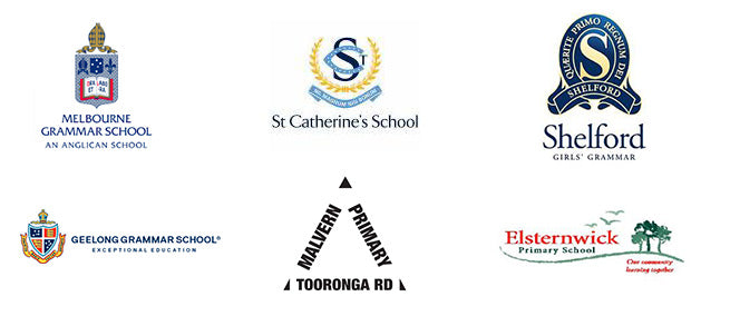 Schools we work with